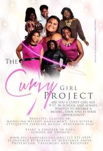 Full Fab Cury Girl Poster