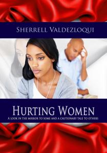 hurting woman