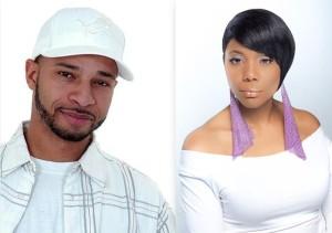 ZanYe and HB Sanders Jazz Soul CORE Radio On Air Personalities