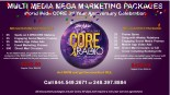 Mega Marketing Packages 3rd Anniversary Celebration