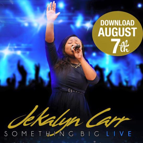 This weekend download Something Big Live