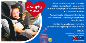 Donate Car Seats Strollers